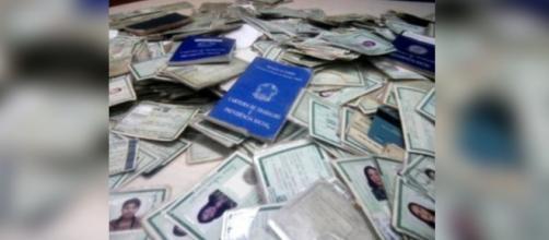 Milhares de documentos perdidos estão nos Correios