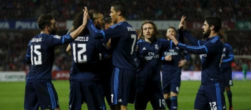 Real Madrid ( Fonte: Reuters )