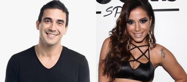 Anitta e André Marques estariam ficando