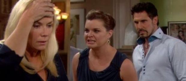 Beautiful, anticipazioni: Katie contro Brooke.