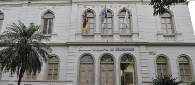 Câmara Municipal de Santa Maria oferece vagas