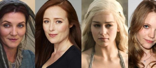 Cambios en el casting original de Juego de Tronos
