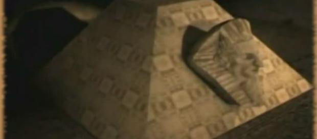 Cea mai veche piramidă din lume