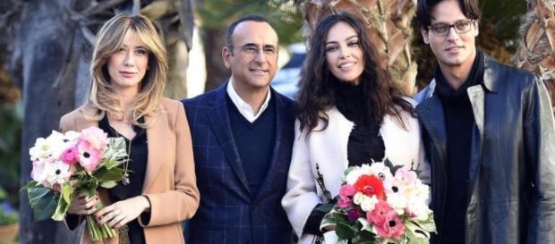 I presentatori di Sanremo 2016