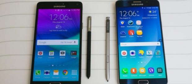 La línea Note de Samsung innova en uso de S-Pen