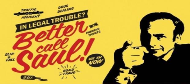 Logo de la serie Better Call Saul