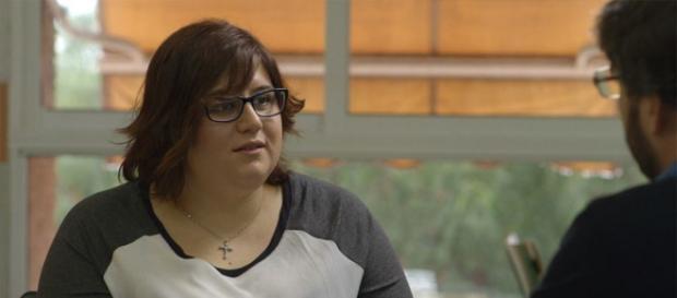 Marina Marroquí, víctima de violencia de género.