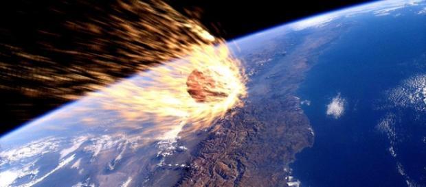 Meteoriţii, mesagerii apocalipsei globale