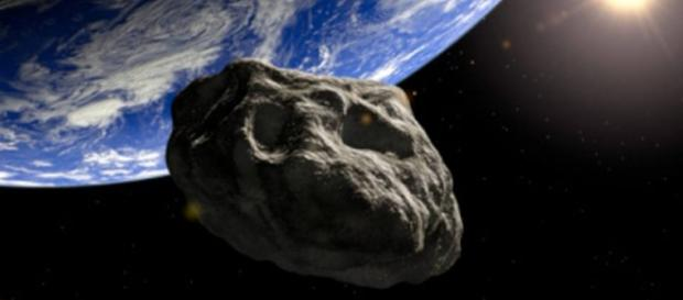 Quedas de meteoritos na terra são eventos raros