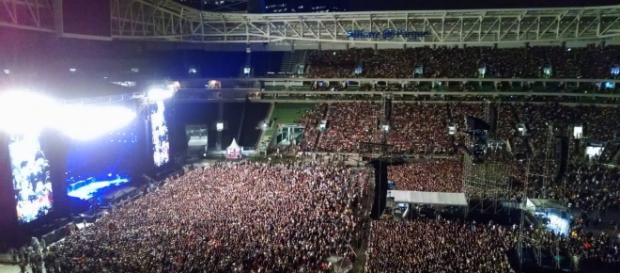 Shows realizado no Allianz Parque