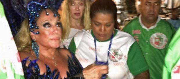 Susana Vieira - Foto/Reprodução: Globo