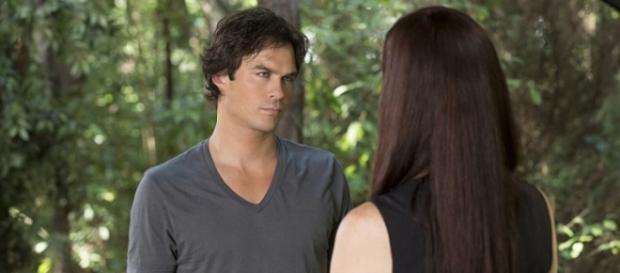 The Vampire Diaries 7 - Damon e Lily