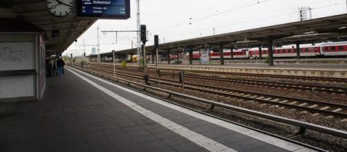 Accidente de tren en Alemania.