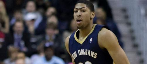Anthony Davis scored 27 points (Wikipedia)