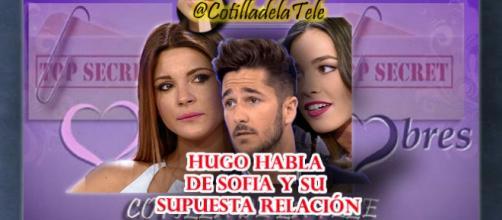 Hugo y Sofia hablan de su relación