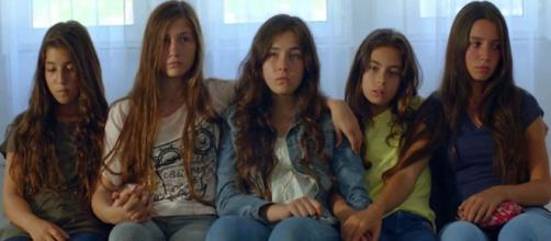 Las chicas de la película Mustang, belleza salvaje
