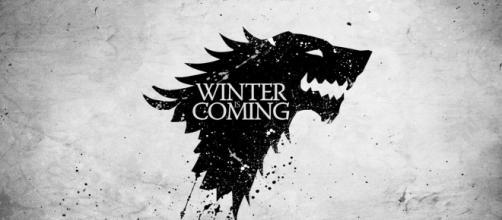Lo stemma della casata degli Stark