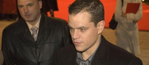 Matt Damon seeks global change
