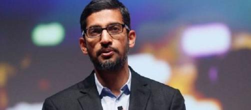 Sunder Pichai Google CEO (Twitter)