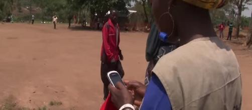 Una aplicación de UNICEF para reunir familias.