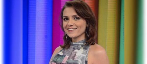 Vídeo Show se despede de Monica Iozzi