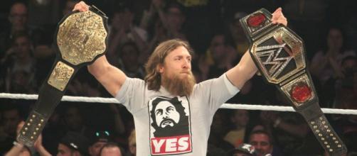 WWE champ Bryan announces retirement/wikimedia