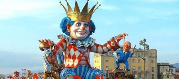 Carnevale Viareggio 2016 in tv.