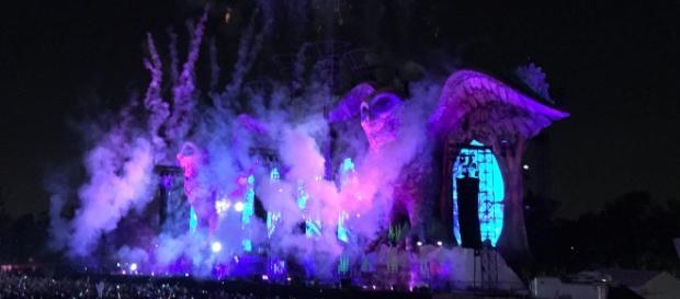 Edición 2015 Electric Daisy Carnival México