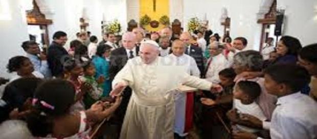 El Papa Francisco visita México