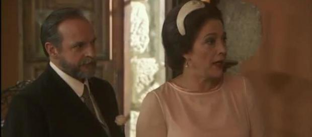 Il matrimonio tra Francisca e Raimundo