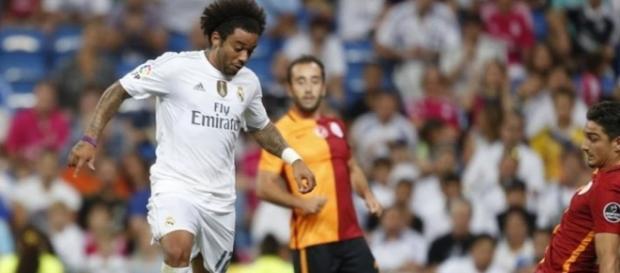 Marcelo no llegará al partido contra la Roma