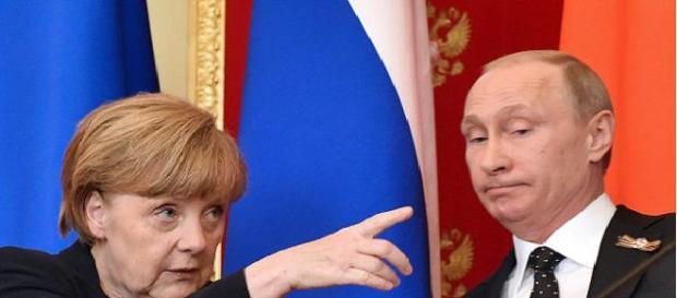 Merkel acuză Moscova de tragedia din Alep