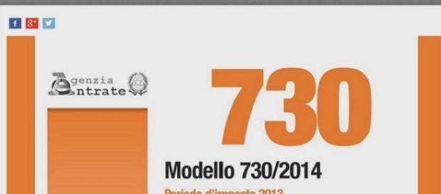 Modello 730 2016 rimborsi agenzia delle entrate