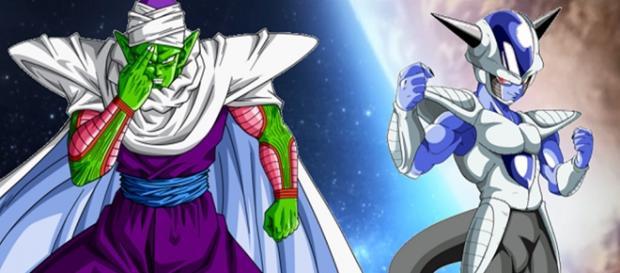 Piccolo vs Frost, el emperador.