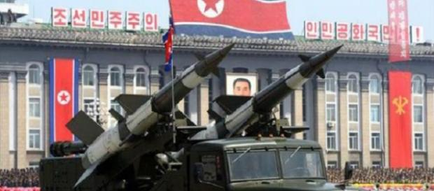 Rachete balistice Coreea de Nord