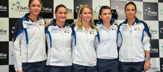 România - Germania în barajul Fed Cup