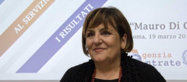 Rossella Orlandi, direttore Agenzia delle Entrate