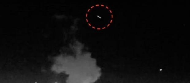 Ufo nei cieli sopra il Wisconsin