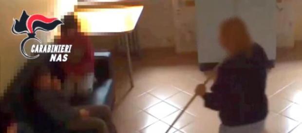 Violenze in un centro disabili di Grottaferrata