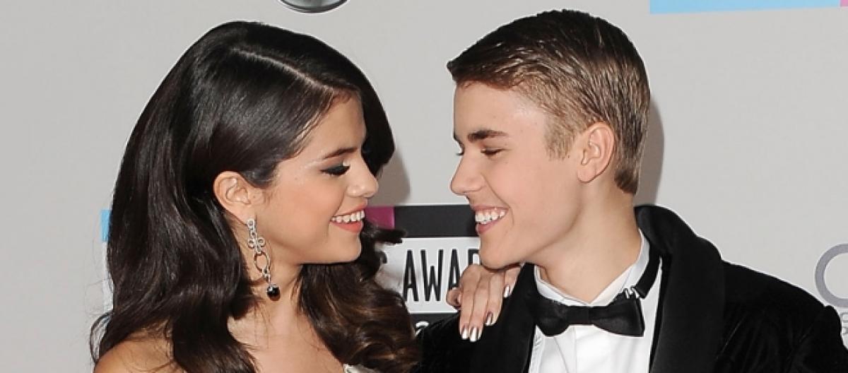 Bieber ancora risalente Selena
