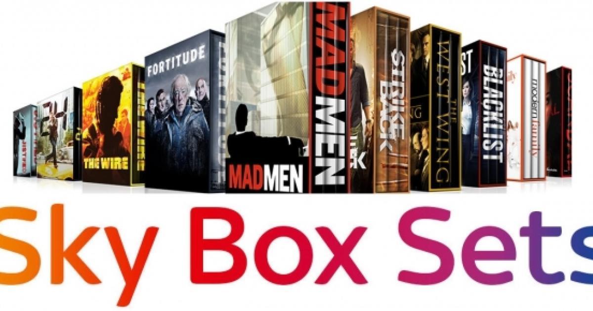 Sky Box Sets Dazubuchen