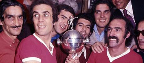 Club Atlético Independiente ganó todo en los 70