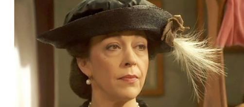 Il Segreto soap spagnola: Francisca Montenegro.