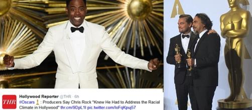 Chris Rock - Leonardo DiCaprio Oscars 2016