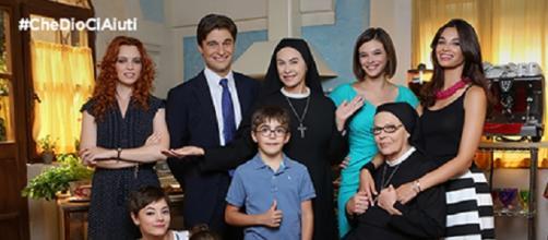 Il cast della quarta stagione della fiction