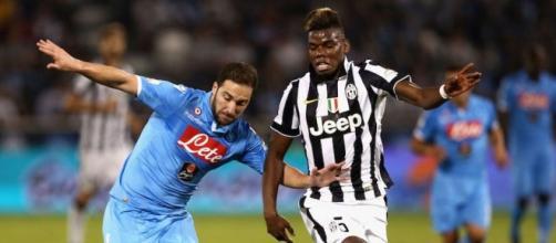Juventus e Napoli nella corsa scudetto 2015/2016