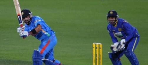 Kohli scores match winning runs (Twitter)