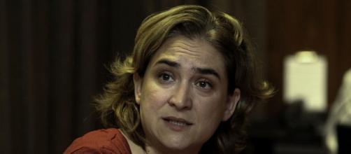 La actual alcaldesa de Barcelona