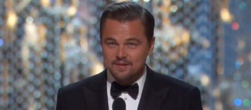 Leonardo DiCaprio, vincitore del premio Oscar