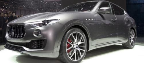 Maserati Levante: le prime immagini da Ginevra